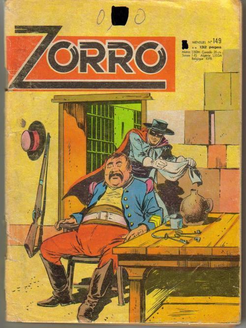 Zorro  149