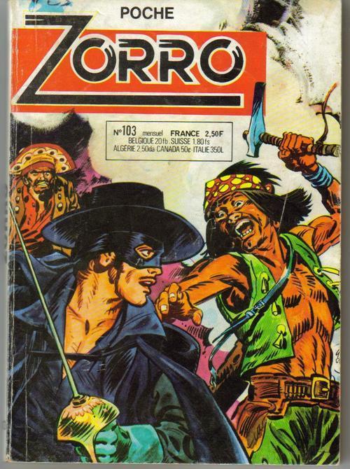Zorro  103