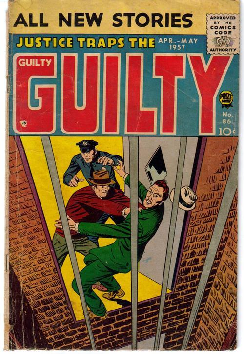 Justice traps the guilty  86