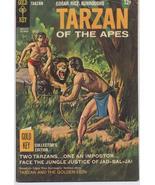 Gold Key 1967 Tarzan #173 Jungle Jad Bal Ja & The Imposter Action Adventure - $5.95