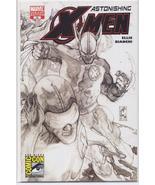 SDCC 08 Marvel Astonishing X-Men #25 Exclusive Sketch Variant Ellis Bianchi - $10.95
