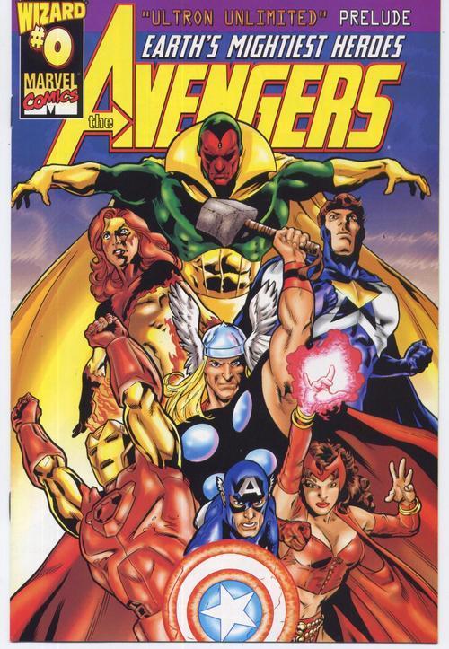 Avengers wizard  0