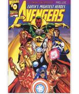 Marvel Wizard #0 Avengers Ultron Unlimited Prelude Captain America Thor ... - $4.95