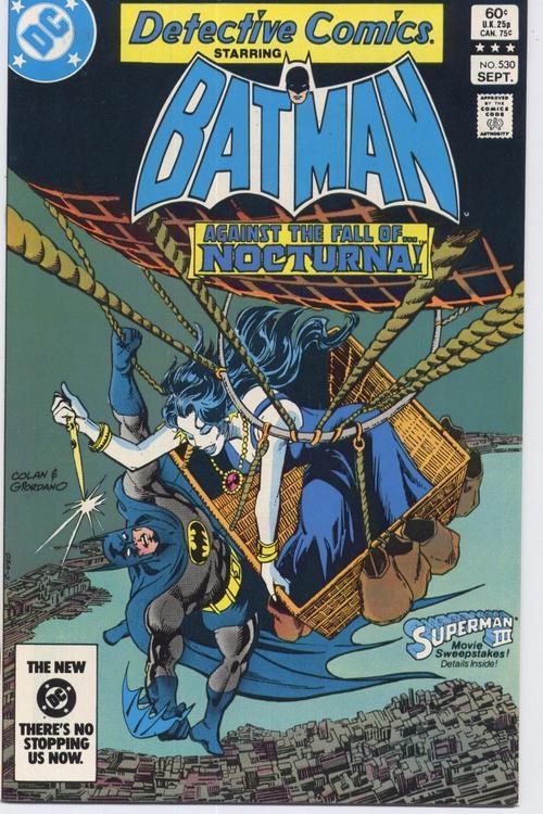 Detective comics  530