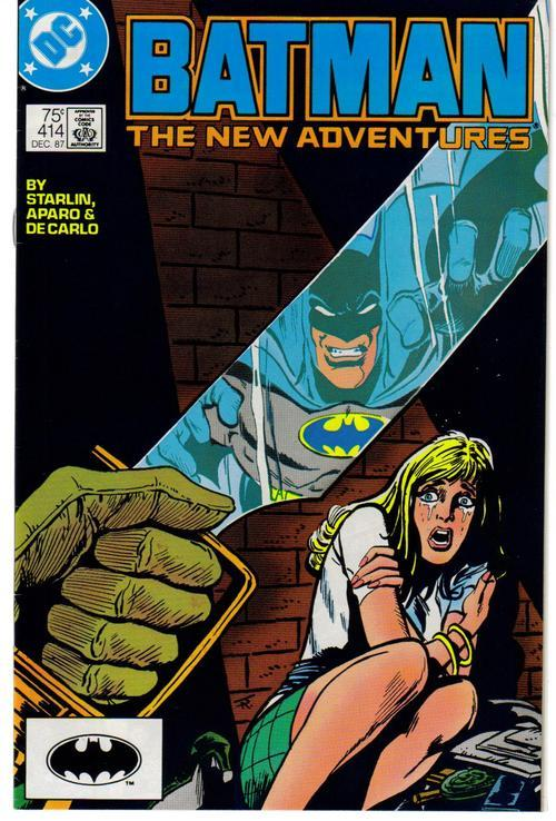 Batman  414 2nd