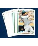 26 LOT 1991 UPPER DECK UD #656 MARK McGWIRE CARDS MINT - $9.41