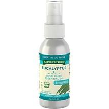 Nature's Truth Eucalyptus Mist Spray, 2.4 Fluid Ounce
