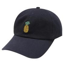 Hot Product Unisex Pineapple Hats Hip-Hop Adjustable Peaked Hat Casual B... - $9.31