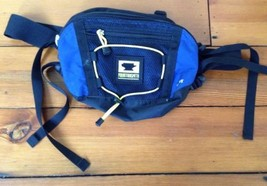 Mountainsmith Verve Blue Black Waist Bag Pack - $1,000.00