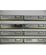 16GB KIT 8X2GB HP Hewlett Packard Workstation xw8400 xw8600 FBDIMM RAM M... - $33.41