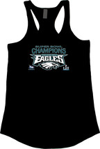 2018 Super Bowl LII Champions Philadelphia Eagles Women's Scallop Bottom... - $22.76