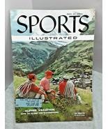 Sports Illustrated July 25 1955 Alpine Vacation The Matterhorn FAIR - $6.92