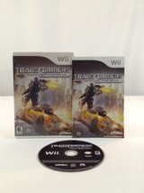 Transformers Dark of the Moon Stealth Force Edition Nintendo Wii 2011 Vi... - €5,96 EUR