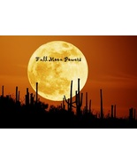 FULL MOON SPECIAL X3 ANY SPELL YOU CHOOSE GENUINE WITCH POWERS VOODOO MAGIC - $13.75