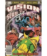 The Vision and the Scarlet Witch #3 January 1983 - $1.95