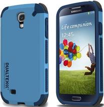 SAMSUNG GALAXY S 4 S4 PUREGEAR BLUE DUALTEK EXTREME CASE - $21.99