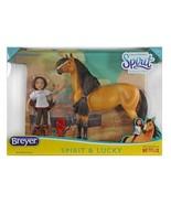 Breyer classic size Spirit & Lucky Horse Doll Gift Set <> - $27.08