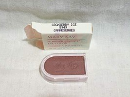 Mary Kay Powder Perfect Eye Color Cranberry Ice 5949 Eye Shadow - $10.99