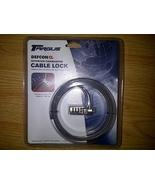 TARGUS Defcon CL PA410U Notebook Computer Combination Security Cable Lock - $24.99
