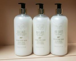 Scottish Fine Soaps AU LAIT MILK & HONEY Cream Hand Wash 17.5 oz Select ... - $16.82+