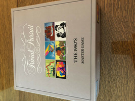 Original Trivial Pursuit The 1980S Board Game Master Complete - $4.00