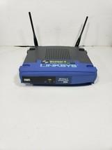 Linksys Wireless-G Internet Network Access Point SES  WAP54G - $17.77