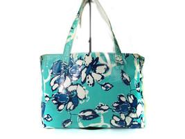 Authentic CHANEL Nylon Canvas Emerald Green Tote Bag CT10616L - $225.00