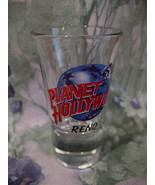 Planet Hollywood Reno Nevada Souvenir Shot Glass Collector Vintage Colle... - $4.95