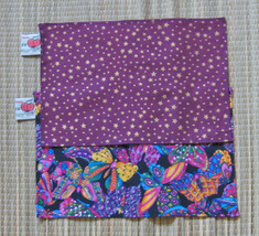 Rosin Cloth Set of Two For Fiddle/Violin/Butterflies n Stars/FiddleBelle... - $4.99