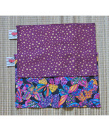 Rosin Cloth Set of Two For Fiddle/Violin/Butterflies n Stars/FiddleBelle... - $3.99