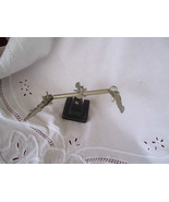 """Helping Hand Stand 3"""" high with two clamps Vintage Made in USA - $23.40"""