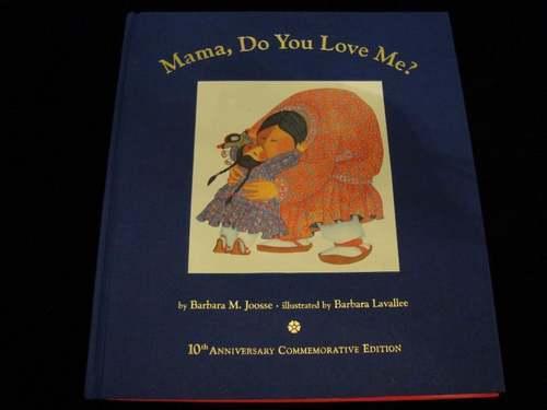 Mama do you love me book 1