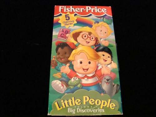 Little people vhs 1