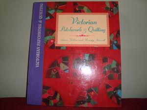 Victorian Patchwork & Quilting Book HB (Dettore)