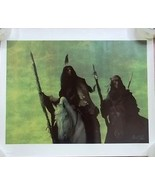 Chester Fields Art Print Native Americans 20in x 24in signed 30/275 - $87.88