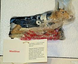 "CowParade ""MooShoe"" Westland Giftware # 9125 AA-191918 Vintage Collectible image 2"