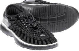 Keen Uneek O2 Größe 7 M (B) Eu 37,5 Damen Sport Sandalen Schuhe Black Bear - $64.30