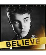Justin Bieber  (Believe) CD - $3.25