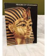 Treasures of Tutankhamun : National Gallery of Art,etc. (1976) - $2.97