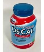 Os-Cal 500 Plus Vitamin D Calcium Supplement Caplets (160 Ct) [EXP 03/22] - $85.29