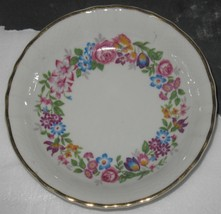 "Vtg Limoges L Bernardaud & Co Floral Design 5 1/4"" Berry Bowl Replacement - $8.91"