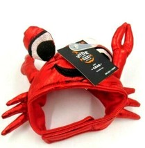 Crab Hat Halloween Cat Costume - Hyde & EEK! Boutique	-new with tags- Store  image 1