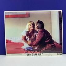 Lobby Card movie theater poster litho 1975 Old Dracula Teresa Graves vam... - $24.70