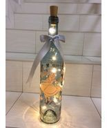 Disney Alice in Wonderland Night Light Lamp Bottle. Very Pretty and RARE... - £51.34 GBP