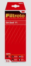 3M Filtrate Vacuum Belt For Dirt Devil F1 HEPA Allergen Reducing 1 Pack ... - $26.99