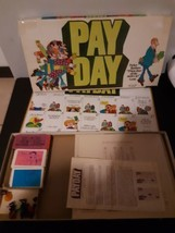 Payday Parker Brothers Board Game 1975 Financial Vintage 100% Complete 2... - $19.75