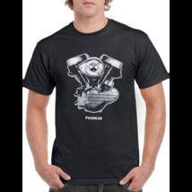 PANHEAD ENGINE T-shirt - Harley Davidson Biker Men's T-Shirt S-5XL - $21.99+