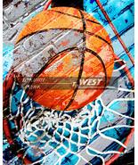 Basketball Artist Takumipark, Sports Wall Decor, Basketball Artistry, Sp... - $15.88+