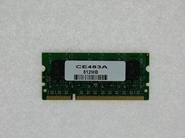 512MB DDR2 144Pin Memory for HP LaserJet Printer P3015, P3015d, P3015n, P4014, P