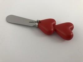 Valentine Heart Cheese Spreader - $3.59
